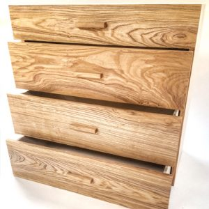 'Custom' wooden drawers