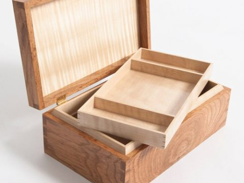 Luxury wooden accessories & gifts